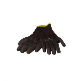 _S8A1562- debi- handschoen PU Flex zwart