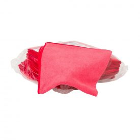 _S8A1595- debi Wecoline microvezeldoek 40x40 cm rood