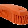 Vikan handborstel oranje 20cm 38907
