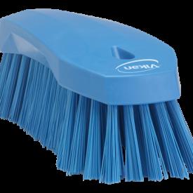 vikan handborstel blauw 20cm 38903_1